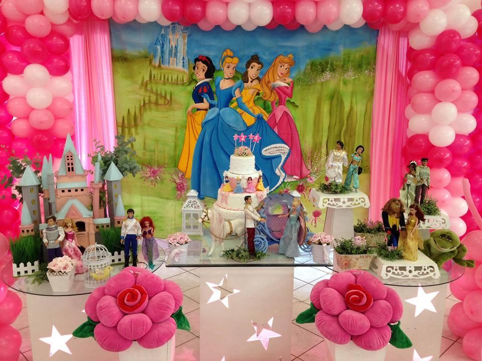 As Quadro Princesas