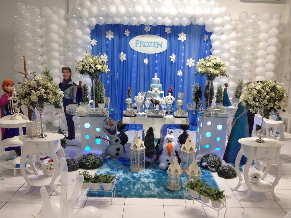 Frozen em Criciúma e Região