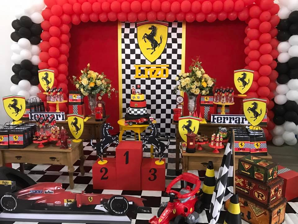 Festa da Ferrari
